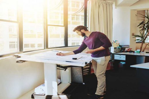Do standing desks really benefit your health?