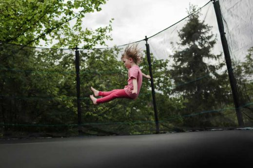 Follow these trampoline safety tips to prevent injuries