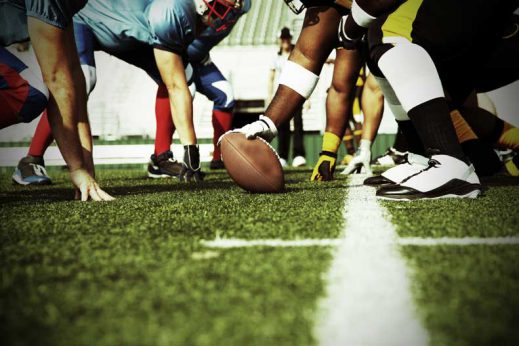 Learn more about common football injuries by position
