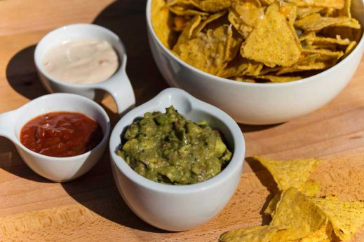 Try these healthy tailgate snack recipes