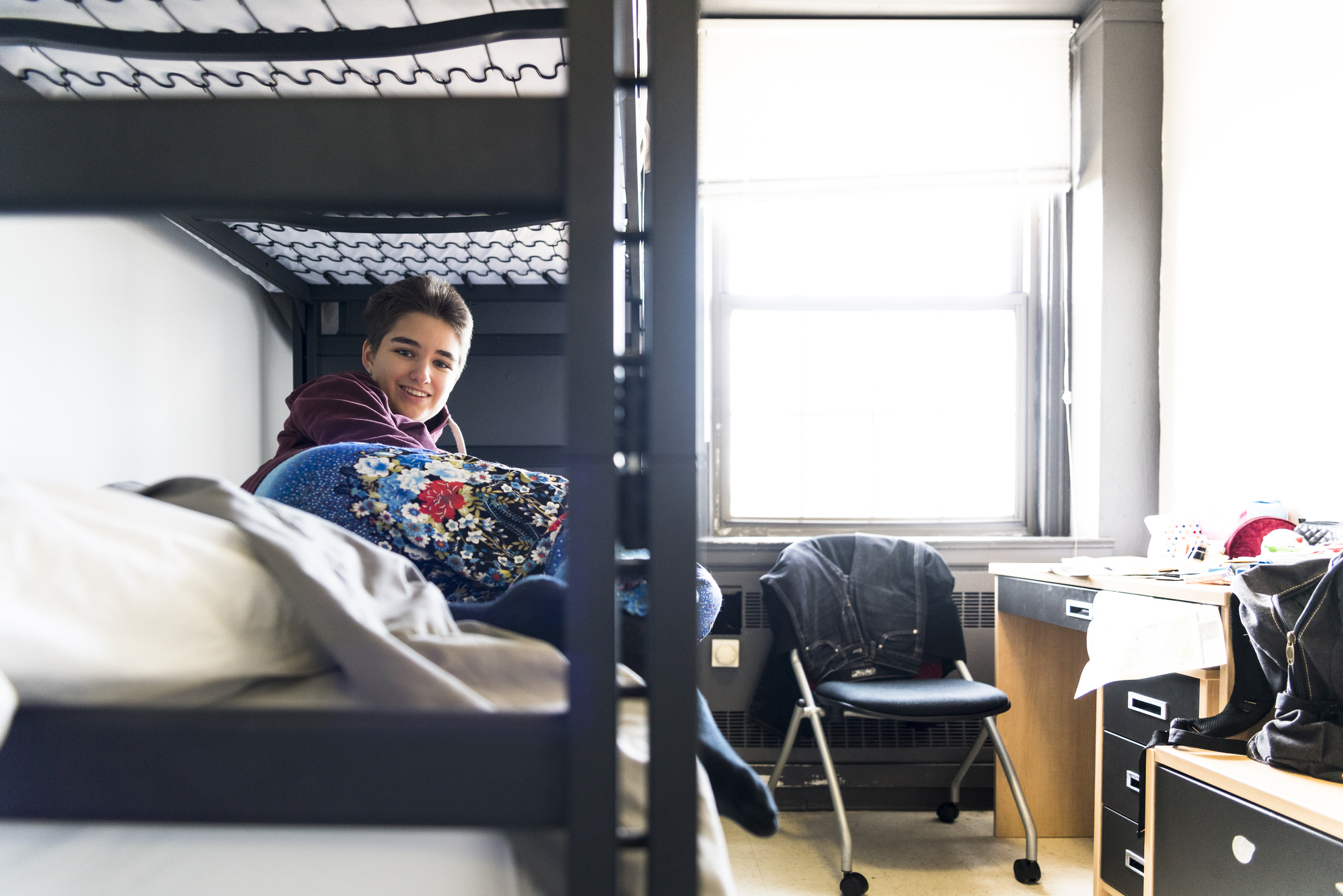 Learn more about preventing illness in college dorms