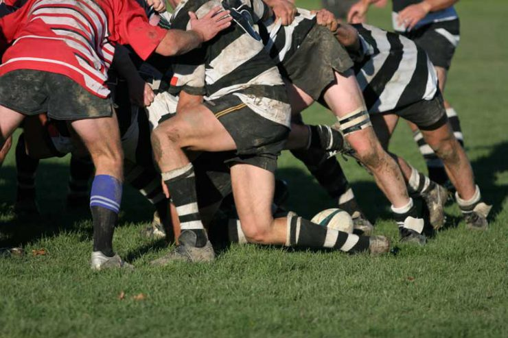 Learn more about how to prevent common rugby injuries