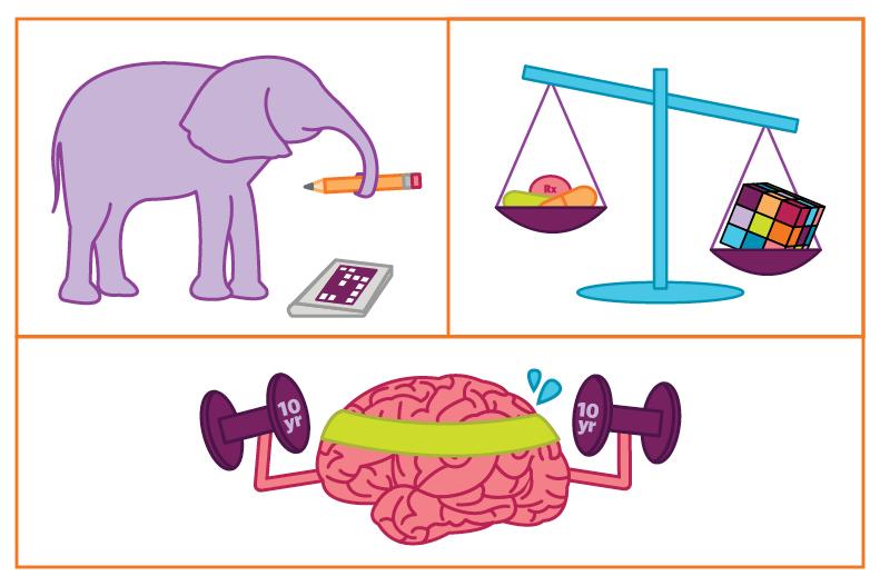 Games for brain health