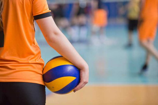 Learn more about these common volleyball injuries