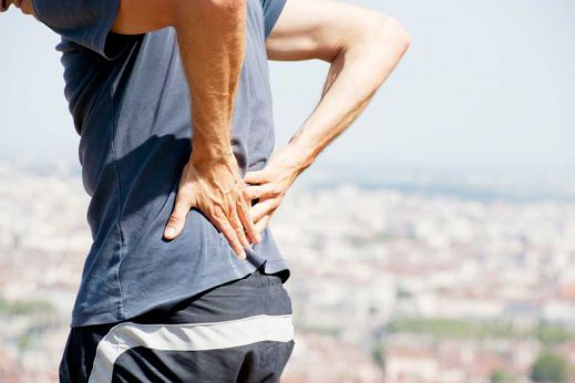 Learn more about the causes of low back pain and lumbar disc degeneration