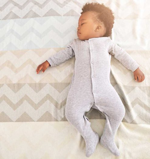 Learn more about basic sleep training methods for babies