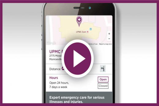 Learn more about UPMC CareFinder