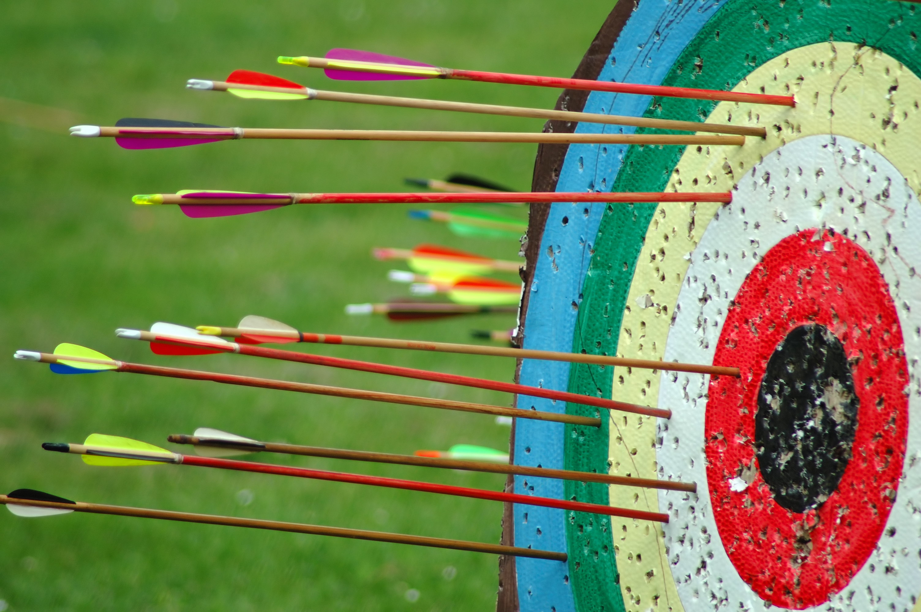 Learn more about archery safety tips