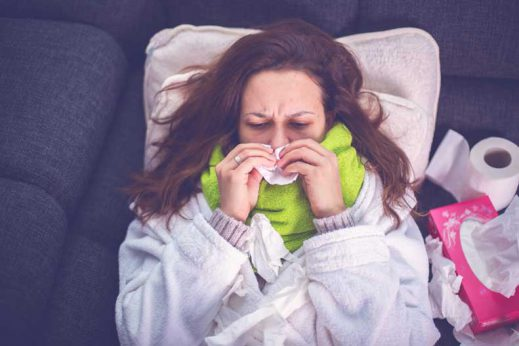 Learn more about symptoms, causes and prevention of the flu