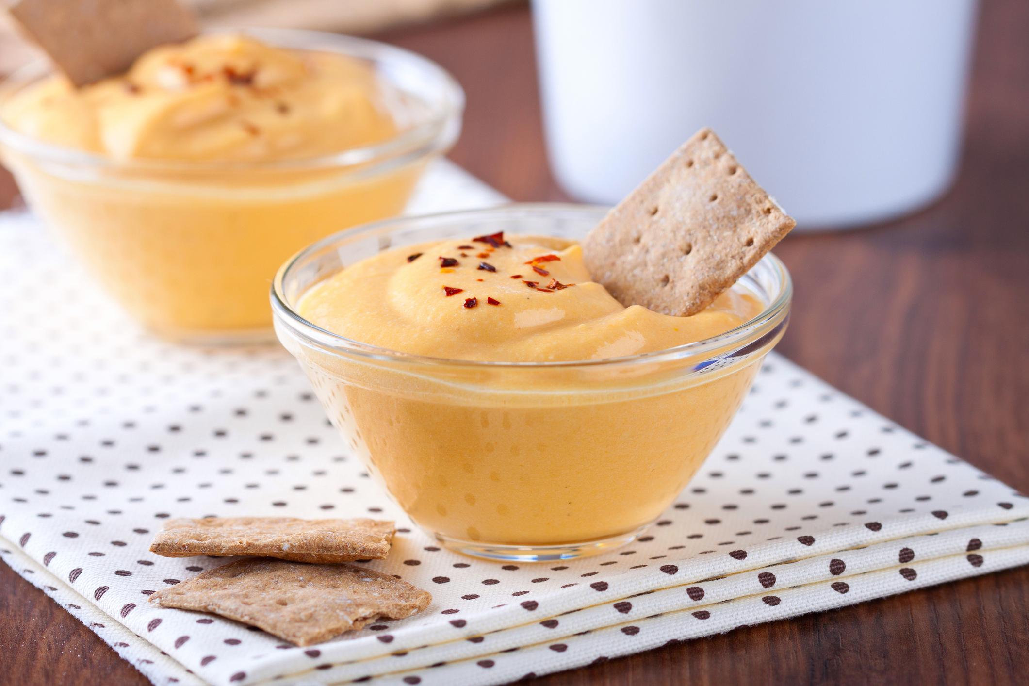 Try our pumpkin dip recipe