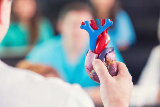 Learn more about what happens to your body during heart failure