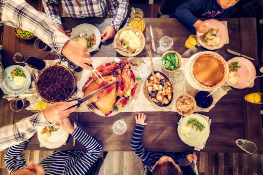 Learn more about staying heart healthy during the holidays