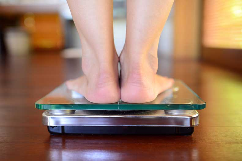 Defining Obesity and Being Overweight