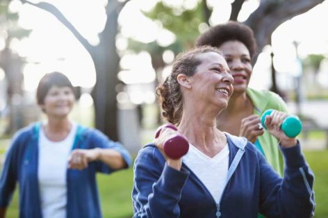 Exercise and Osteoporosis: Activities to Strengthen Your Bones