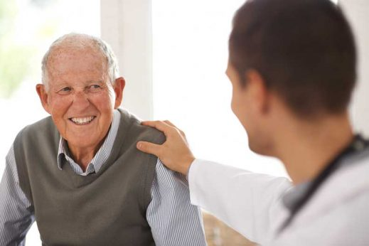 Treatment for peripheral heart disease