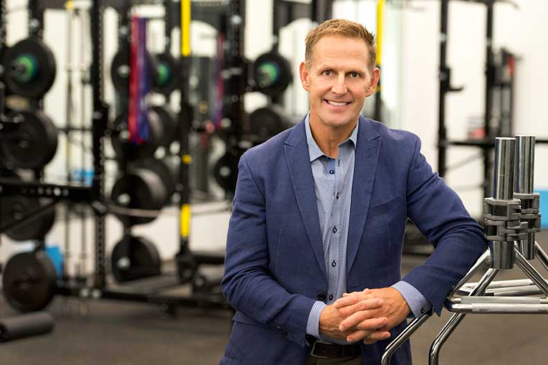 Read about Gary Roberts' tips for beginning a new athletic training program