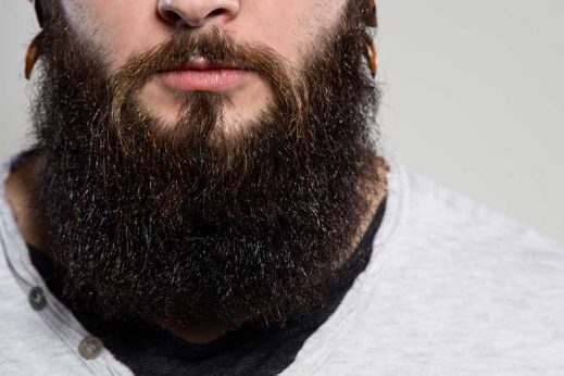 Learn more about the cleanliness of beards