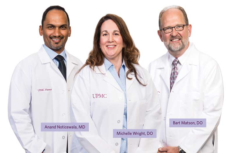 Meet three OGBYNs at UPMC Hamot