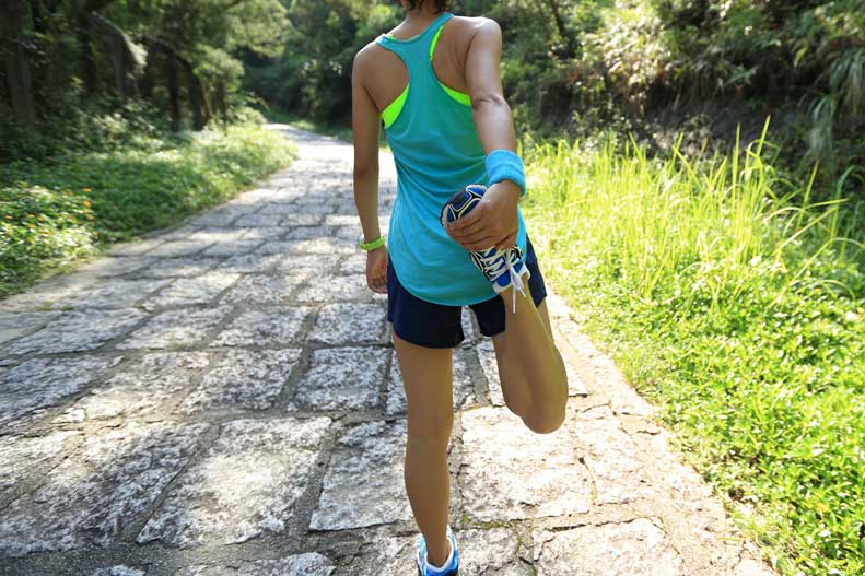 Top ten running tips for athletes in the summer