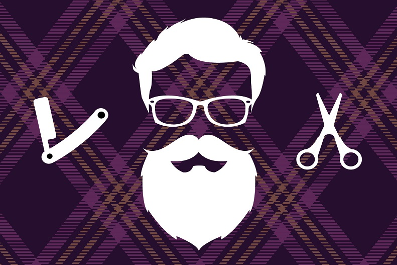 Learn more about beards and germs