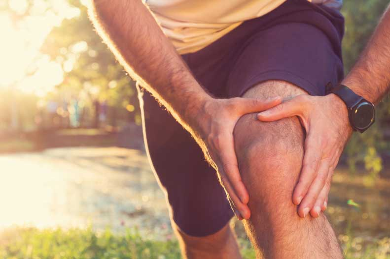 Learn more about knee arthritis