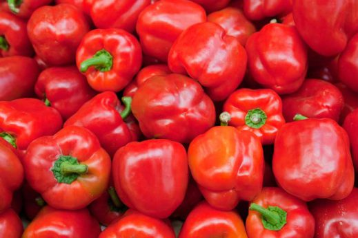 Red pepper is a healthy food