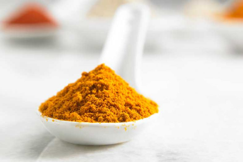 Learn more about the health benefits of turmeric