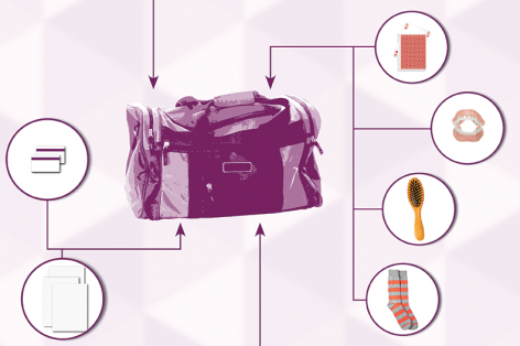 What to Pack for Inpatient Rehabilitation