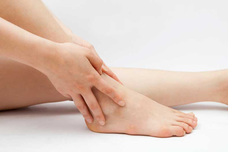 Learn more about arthritis of the ankle