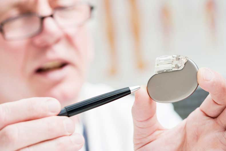 Read about pacemakers to learn more about your heart device