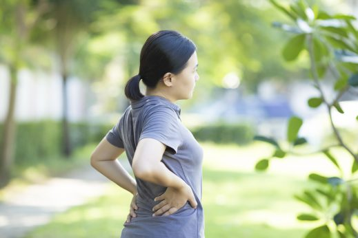 Can you bruise your tailbone?