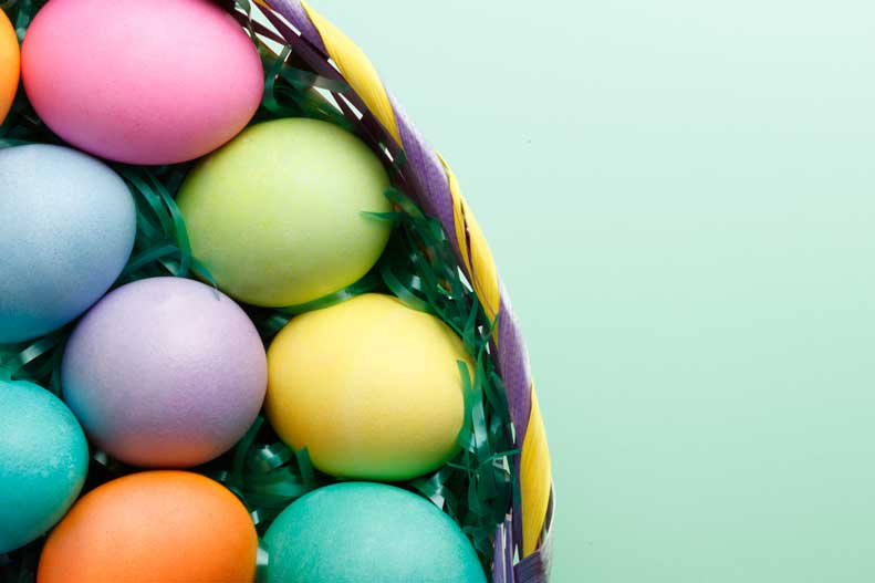 Try these healthy Easter Recipes