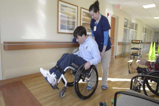 Learn more about the UPMC wheelchair skills clinic