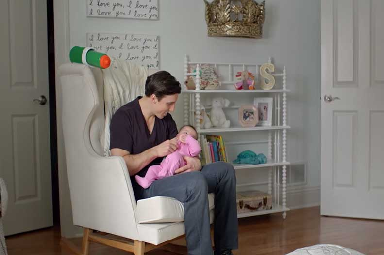 Marc Andre Fleury and family