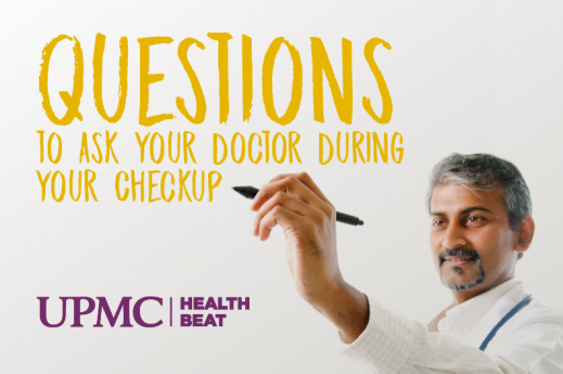 Learn more about questions to ask your doctor during your appointment