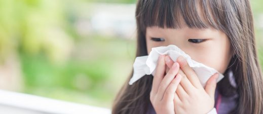 Learn about when you should keep your kids home from school sick