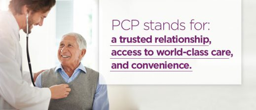 Learn more about finding a PCP at UPMC