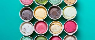 Learn more about low-calorie, healthy ice cream options.