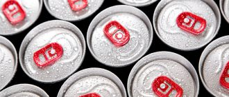 Find out more about the health risks associated with energy drinks