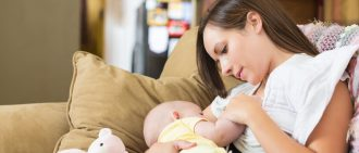 Learn more about breastfeeding your new baby
