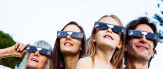 Learn more about staying safe during the solar eclipse.