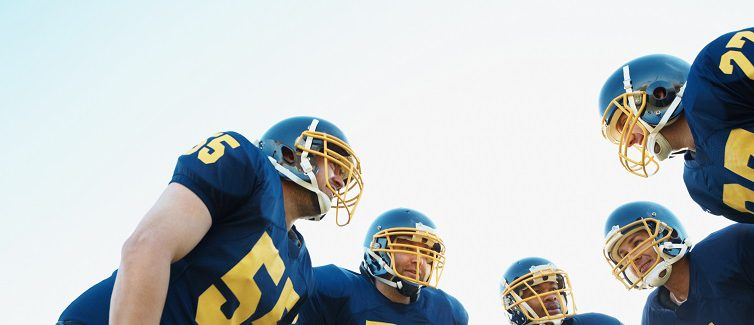 Learn about football diets by position.