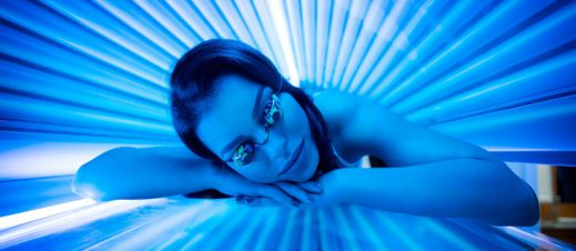 Learn more about the dangers of tanning beds