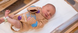 The Cutest Cookies: Magee Babies Dress as Gingerbread for the Holidays