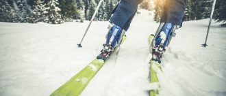 Recognizing and Preventing Winter Sports Injuries