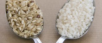 Which is healthier? White rice or brown rice?