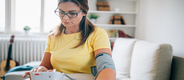 How Can I Check My Blood Pressure At Home? A Step-By-Step