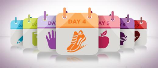7 Day Heart Health Challenge