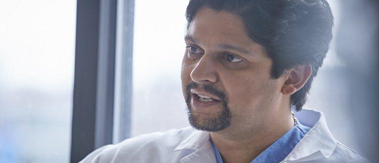 Dr. Amit Tevar of UPMC