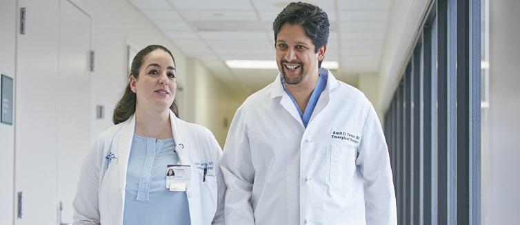 Dr. Tevar at UPMC